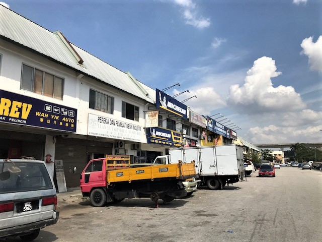 link factory puchong kinrara tbk bukit jalil for rent